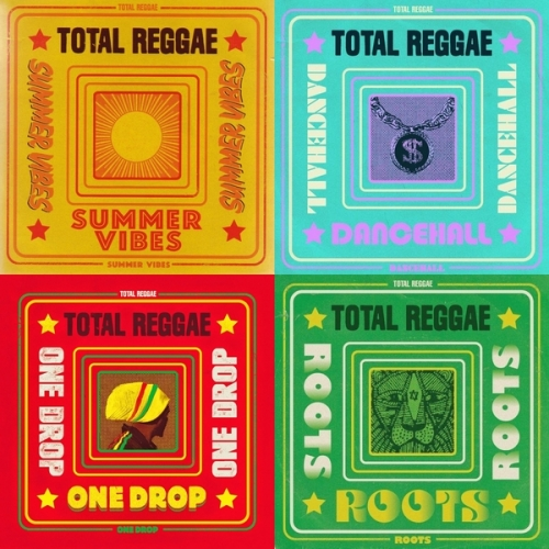 Va Total Reggae Collection Dancehall One Drop Roots