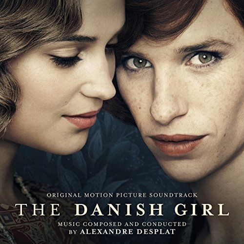 Alexandre Desplat - The Danish Girl (Original Motion Picture Soundtrack) (2015) [Hi-Res]