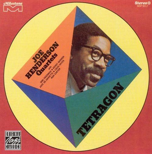 Joe Henderson -Tetragon (1968)