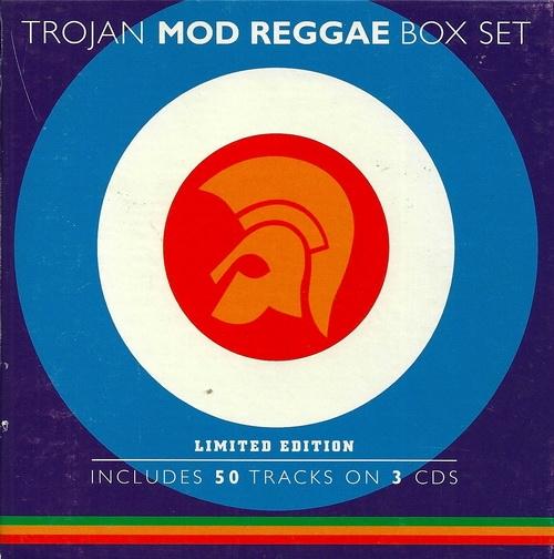 VA - Trojan Box Set ~ Mod Reggae (2002)