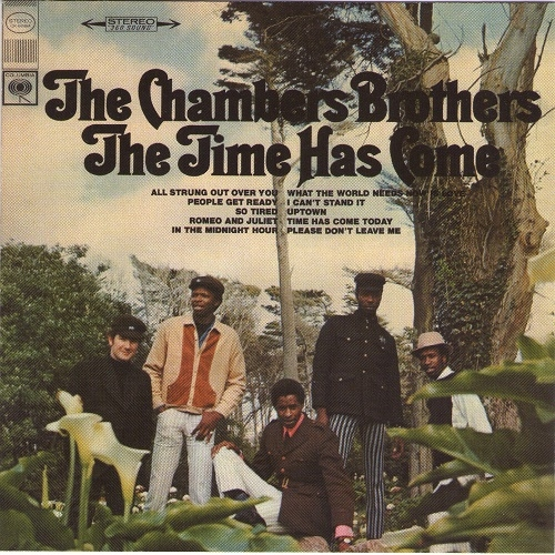 The Chambers Brothers - The Time Has Come (1967) Lossless