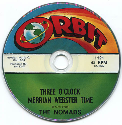 Various - The Cicadelic 60's (Volume Two) · Never Existed!