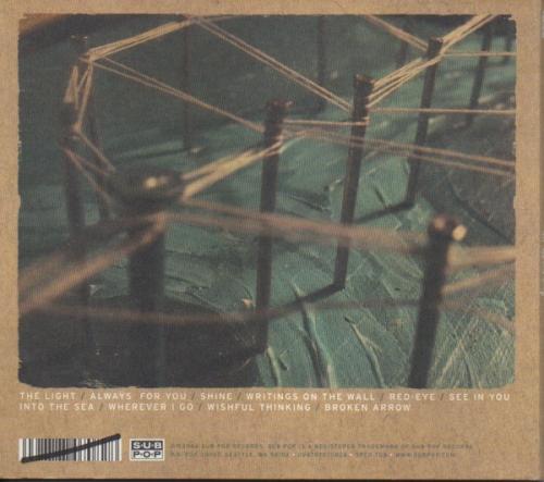 writings on the wall album leaf