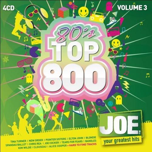 va   joe fm 80s top 800 vol 3 2015 israbox music