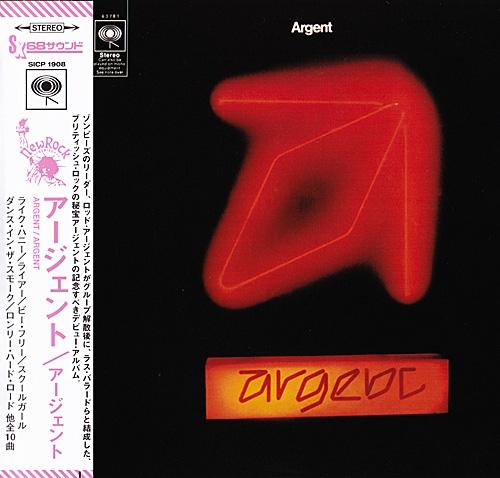 Argent - Argent (1970) [Japan remaster, 2008) Lossless