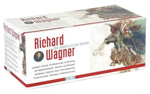 Richard Wagner - The Complete Operas [43CD Box Set] (2005) (LOSSLESS)