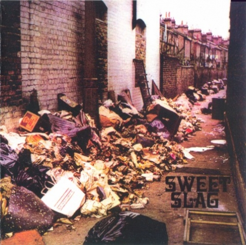 Sweet Slag - Tracking With Close Ups  (1971) (Reissue, 2004) Lossless