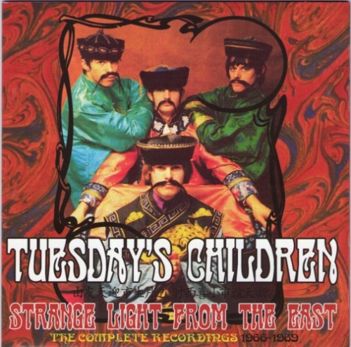 Tuesday's Children - Strange Light From the East [1966-1969] [Reissue, 2007] Lossless