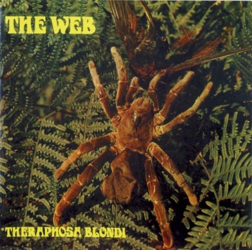 The Web – Theraphosa Blondi (1970) [Remastered, 2008] Lossless
