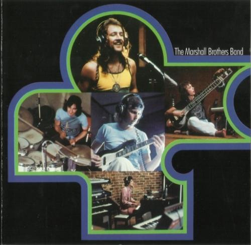 The Marshall Brothers Band - The Marshall Brothers Band (1975) [2005] Lossless