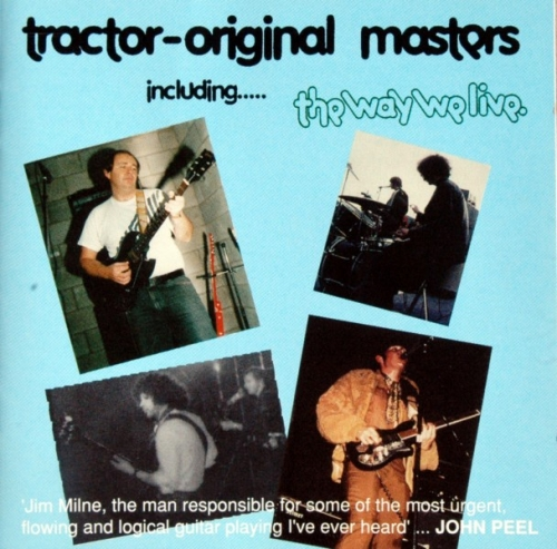 Tractor - Original Masters including..... The Way We Live (1969-80) [1992] Lossless