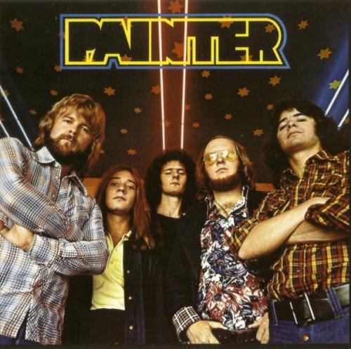 Painter - Painter (1973) [Reissue, 2009] Lossless
