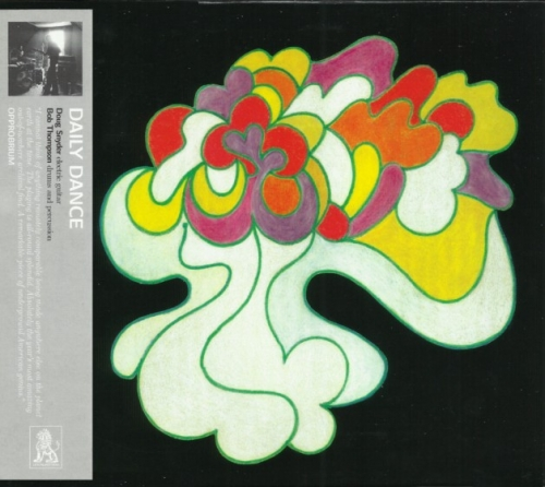 Doug Snyder & Bob Thompson - Daily Dance (1972) [Reissue, 2010] Lossless