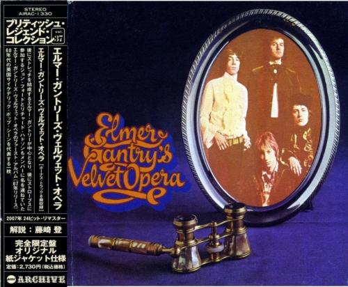 Elmer Gantry's Velvet Opera - Elmer Gantry's Velvet Opera (1968) (Japan Remaster, 2007) Lossless