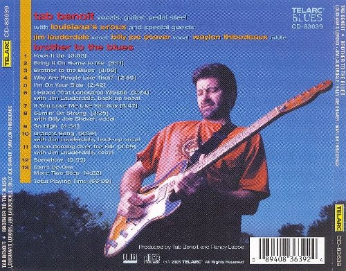 Tab Benoit - Brother To The Blues (2006)