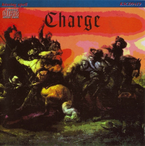 Charge - Charge (1973) (Reissue, 1994) Lossless