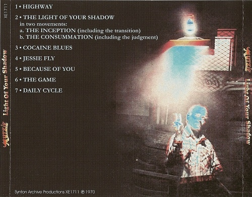 Mutzie Light Of Your Shadow Reissue 1970 2007