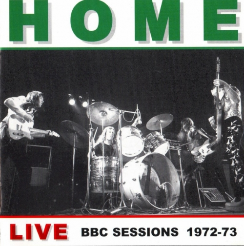 Home - Live BBC Sessions (1972-73) (2000) Lossless