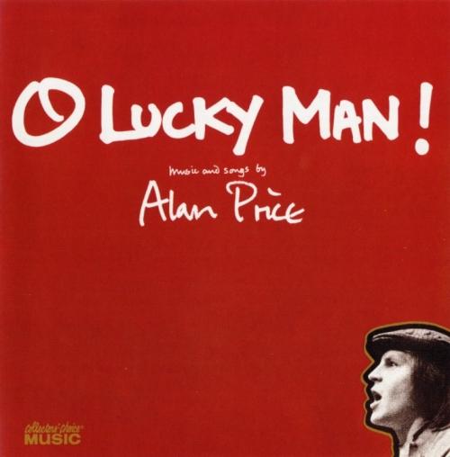 Alan Price - O Lucky Man! (Original Soundtrack, 1973) [Reissue, 2008] Lossless