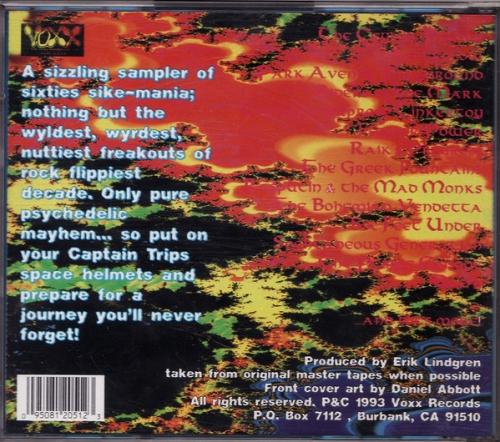 VA - Beyond The Calico Wall (1993)