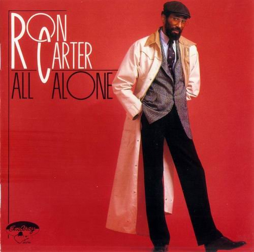 Ron Carter – All Alone (1988)