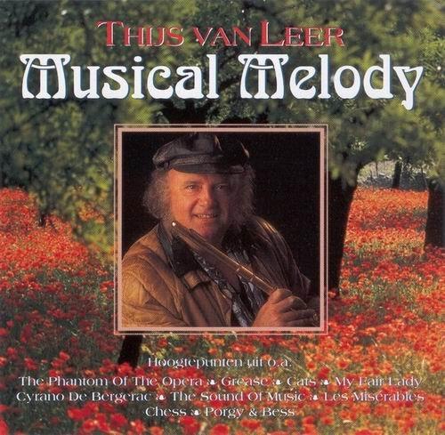 Thijs Van Leer – Musical Melody (1994) Flac