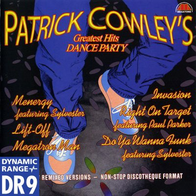 Patrick cowley studio discography 8cd album 1988 for 1988 dance hits