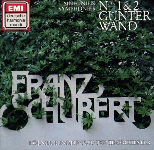 Gunter Wand – Schubert – Symphonies & Rosamunde – 1978-1984