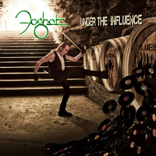 Foghat – Under The Influence (2016) Lossless