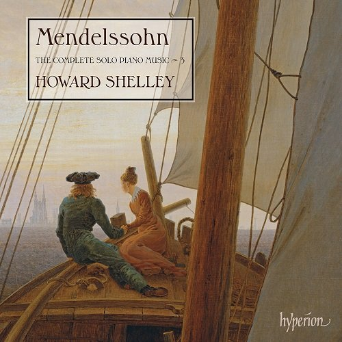 Howard Shelley - Mendelssohn: The Complete Solo Piano Music, Vol. 1-4 (2013-2016) [HDtracks]