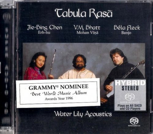 Bela Fleck - Tabula Rasa (1996) [HDtracks]