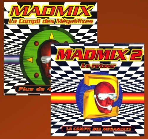 VA - Madmix 1 & 2 - La compil des MegaMixes (1994-1995)