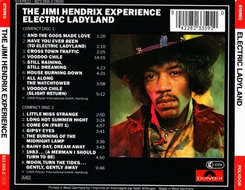Electric Ladyland 1968 (1984