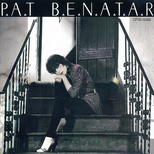 Pat Benatar - Discography [Japan Edition] (1979-1988)