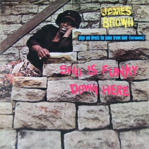 James Brown Plays And Directs The James Brown Band - Sho Is Funky Down Here (1971)