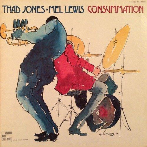 Thad Jones & Mel Lewis Jazz Orchestra - Consummation (1970) [Vinyl]