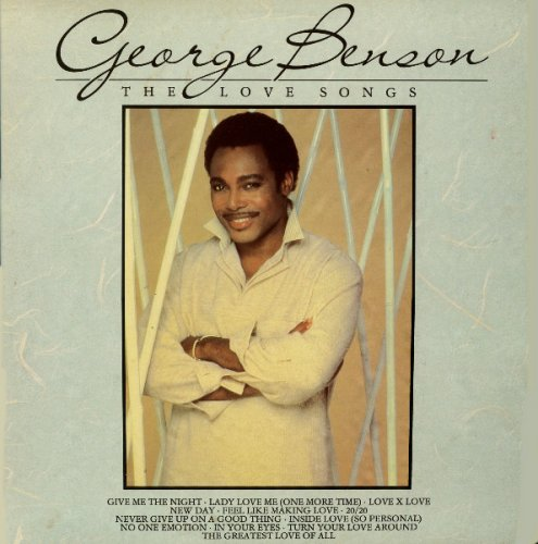 George Benson – The Love Songs (1985) [Vinyl]