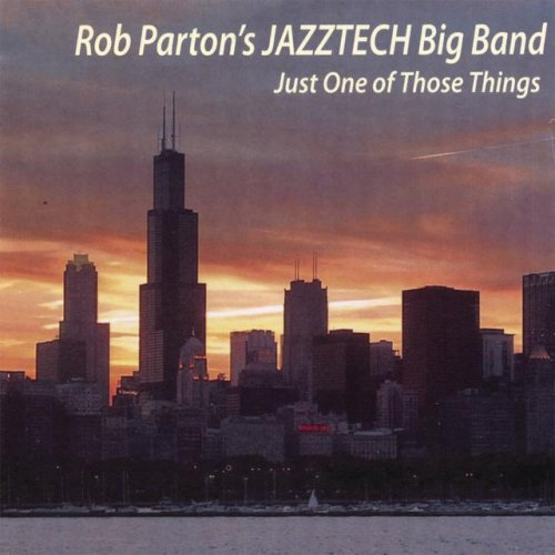 Rob Parton's Jazztech Big Band - What Are We Here For?