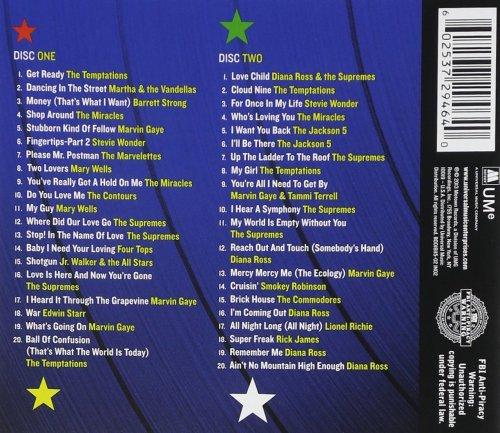 va   motown originals the classic songs that inspired the