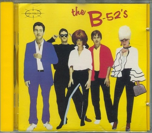 The B-52's - Discography (1979-2011) [11 albums + 2 Fred Schneider solo albums]