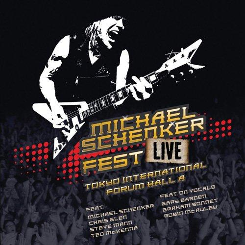 Michael Schenker – Fest: Live Tokyo International Forum Hall A (2017)
