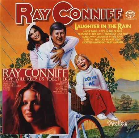 Ray Conniff – Laughter in the Rain & Love Will Keep Us Together (2016)