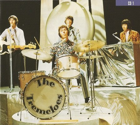 The Tremeloes Boxed 4cd Box Set 2009