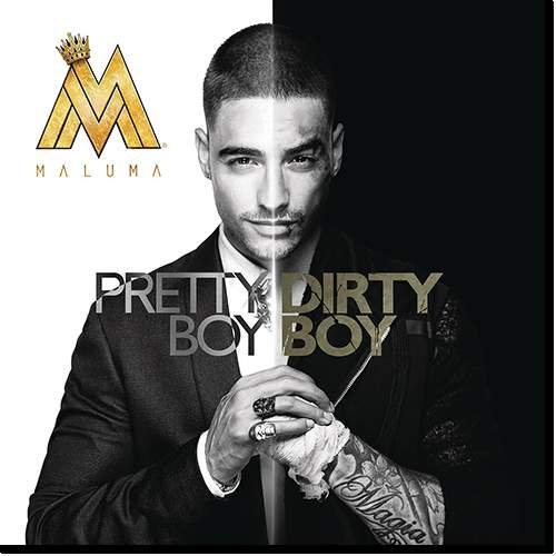 download Maluma - Pretty Boy, Dirty Boy (2015)