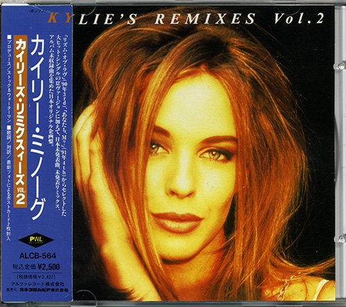 Kylie Minogue - Discography: 19CD [Japanese Editions] (1988-2014)