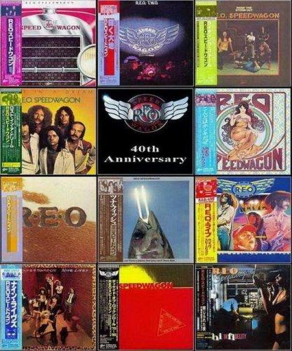 REO Speedwagon - 11 Albums (40 Anniversary ○ DSD Mastering 2011)