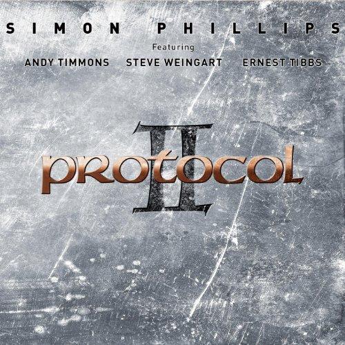 Simon Phillips - Protocol II (2013) Flac