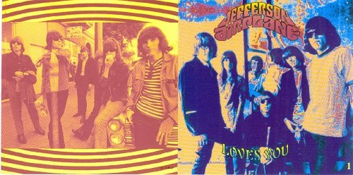 Jefferson Airplane - Jefferson Airplane Loves You (3CD Box set)