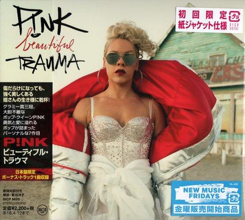 P!nk – Beautiful Trauma (2017) (Japan Edition)