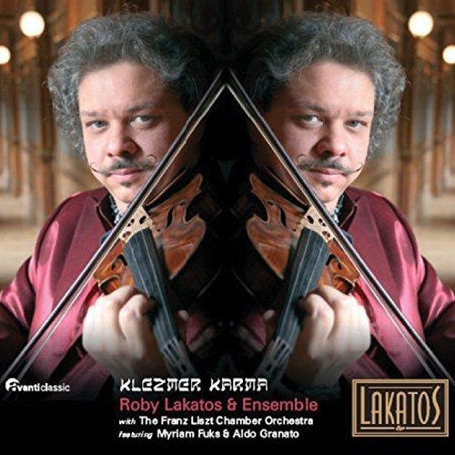 Roby Lakatos & Ensemble - Klezmer Karma (2006)